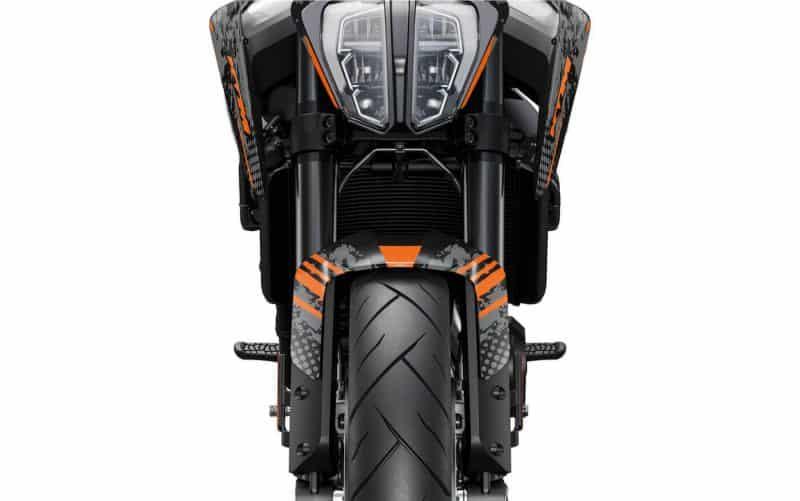 KTM Duke 890 Dekor, Aufkleber Kit 2020