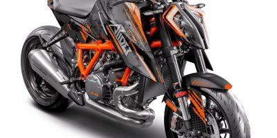 KTM Super Duke 1290 R Dekor, Aufkleber Kit 2020