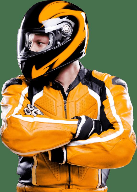 Motorrad Dekor selbst erstellen